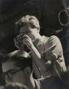 L'ombre d'une photographe, Gerda Taro...compagne de Robert Capa