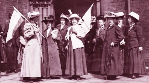 suffragettes anglaises femmes histoire rep res. Black Bedroom Furniture Sets. Home Design Ideas