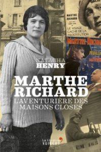 Marthe Richard L'aventurière des maisons closes