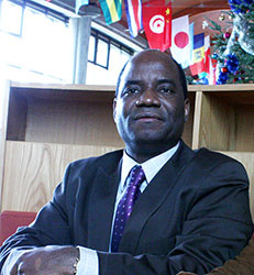 Paul Mbanzoulou est actuellement directeur de la recherche et de la documentation de l'École nationale d'administration pénitentiaire (ENAP) à Agen/FRANCE.