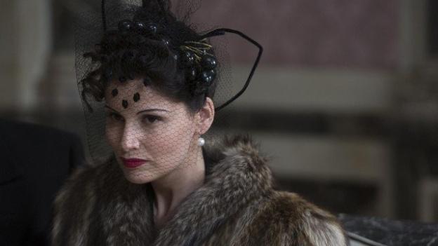 Laetitia Casta Incarne Avec Justesse L Actrice Coupable De